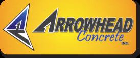 Arrowhead Concrete Logo